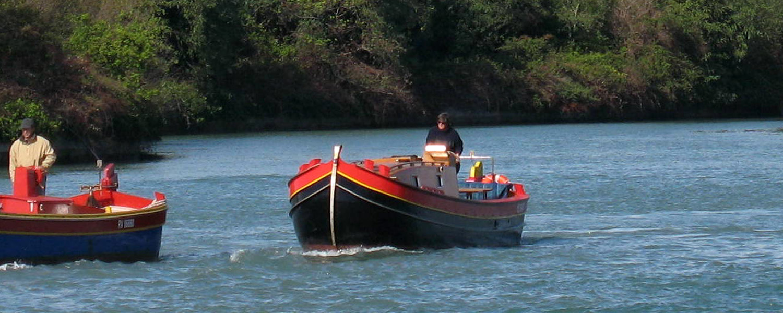 Terra & Acqua - gita in barca tradizionale - Le Vignole