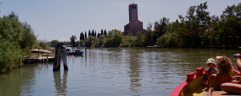 Terra & Acqua - gita in barca tradizionale - Torcello